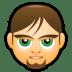 Male-Face-C5 icon