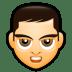 Male-Face-E4 icon