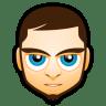 Male-Face-M1 icon