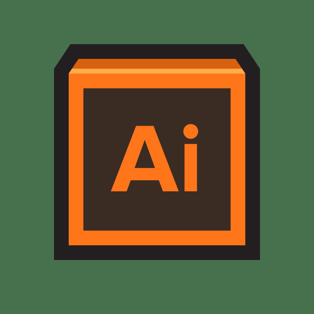 Flat Strokes App Iconset
