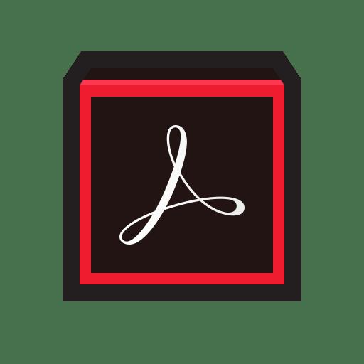Adobe Actobat Pro DC icon
