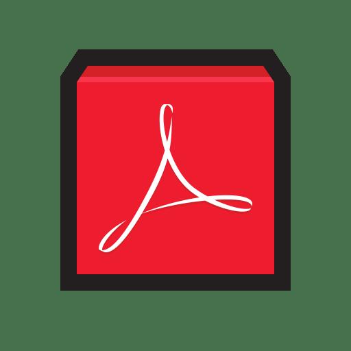 Adobe Actobat Reader icon