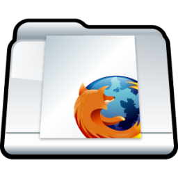 Mozilla Firefox Bookmarks icon