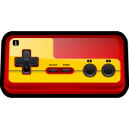 Nintendo Family Computer Player 1 Classic icon
