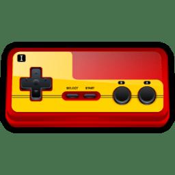 Nintendo Family Computer Player 1 Classic icon