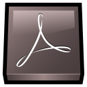 Acrobat Distiller icon