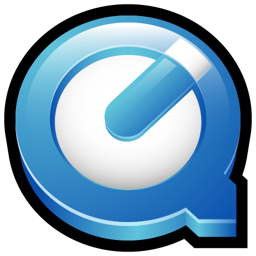 Quicktime Player Icon | Gloss Mac Iconset | Hopstarter