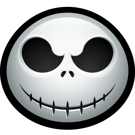 Jack-Skellington icon