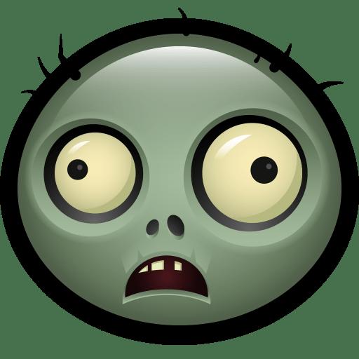 Zombie PVZ icon