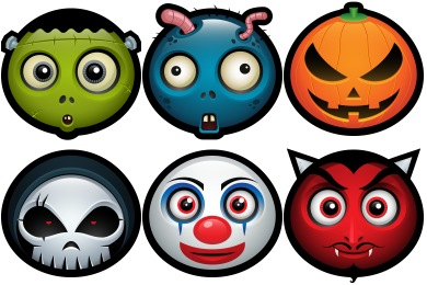 Halloween Avatar Icons