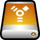 Device External Drive Firewire icon