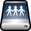 Device External Drive Sharepoint icon