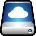 Device External Drive iDisk icon