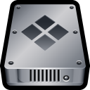 Device Hard Drive Bootcamp icon