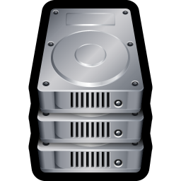 Device Hard Drive Stack icon