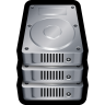 Device-Hard-Drive-Stack icon