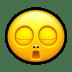 Smiley-bored icon