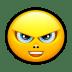 Smiley-upset-4 icon