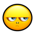 Smiley-upset icon