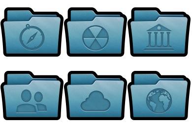 Mac Folders 2 Icons