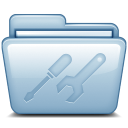 Blue Utilities icon