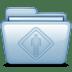 Blue-Public icon