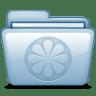 Blue-Limewire icon