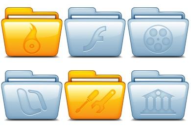 Mac Folders Icons