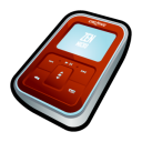 Creative Zen Micro Red icon