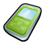 Creative Zen Micro Green icon