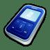 Creative-Zen-Micro-Navy icon