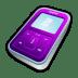 Creative-Zen-Micro-Purple icon