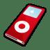IPod-Nano-Red icon
