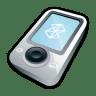 Microsoft-Zune-White icon