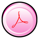 Adobe Acrobat 8 icon