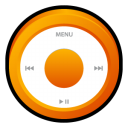 iPod Orange icon