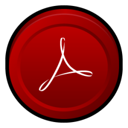 Adobe Acrobat Reader 8 icon