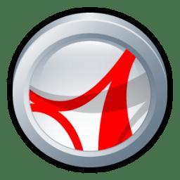 Adobe Acrobat Reader CS 2 icon