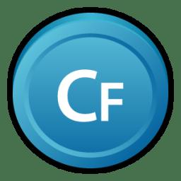 Adobe Coldfusion CS 3 icon