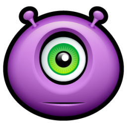 Alien awake icon
