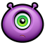 Alien huffy icon