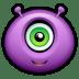 Alien-happy icon