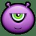 Alien-malicious icon