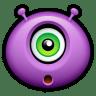 Alien-surprised icon