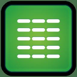 File Spreadsheet icon