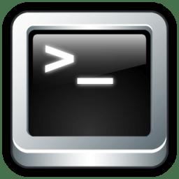 Mac Terminal icon