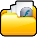 My SWF Files icon