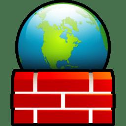 firewall icon scrap iconset hopstarter