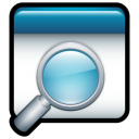 Windows Magnifier icon