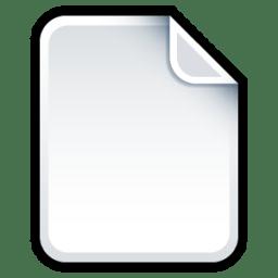 blank affidavit form